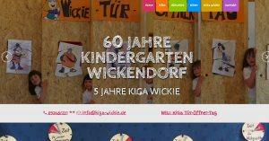 Kindergarten Wickie
